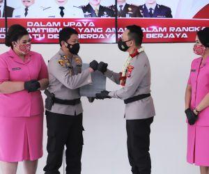 AKBP I Nyoman Yogi Hermawan Minta Dukungan Dalam Memimpin Polres Batu