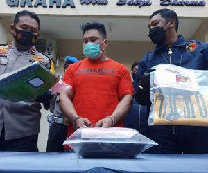 Berkas Perkara Pembunuhan Member Pusat Kebugaran di Surabaya Dilimpahkan ke Kejaksaan