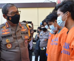 Sempat Kabur, Enam Pelaku Pengeroyokan Anggota TNI AL Berhasil Diringkus