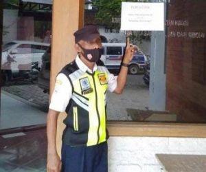 Kantor Advokat dan Developer di Jalan Taman Apsari Surabaya Dikabarkan Dirusak OTK, Ada Apa?