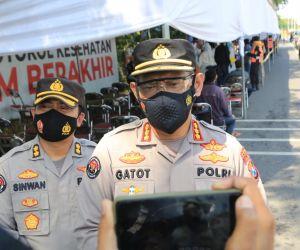 Hasil Anev, Kombes Gatot: Pos penyekatan di Suramadu dua sisi ditiadakan