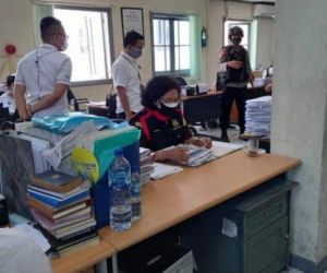 Penegak Hukum Dihimbau Penggeledahan Kantor Bank Harus Lebih Humanis