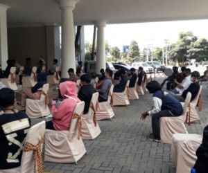 Puluhan Orang Pelanggar Prokes saat PPKM Darurat, Ikuti Sidang Tipiring