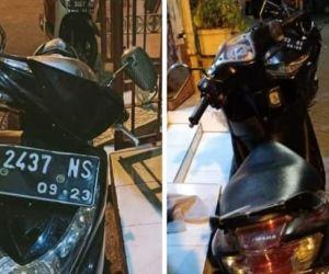 Motor Dicuri, Pelaku Suruh Korban Menebusnya di Pegadaian