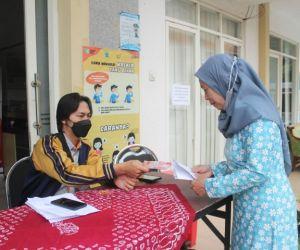 Dinas Sosial kota Batu Kembali Salurkan BST, Terdampak PPKM Darurat dan Pandemi