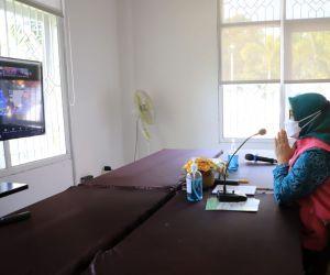 Ketua TP PKK Surabaya Masifkan Sosialisasi Pentingnya Vaksin bagi Ibu Hamil