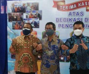 Sumarzen Marzuki Ketua STIAMAK Surabaya