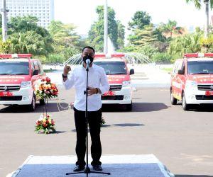 Bantu Percepatan Vaksinasi Aglomerasi, Pemkot Surabaya Kirim Mobil Vaksin Keliling