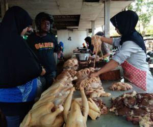 Harga Daging Ayam di Sumenep Naik