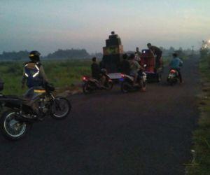 Patroli Malam Antisipasi Petasan Selama Ramadhan