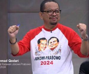 Soal Jokowi 3 Periode, Qodari: Rakyat Pasti Mendukung
