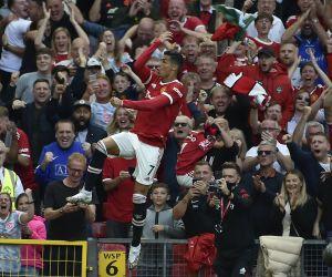 Debut Perdana di MU, Ronaldo Langsung Persembahkan 2 Gol