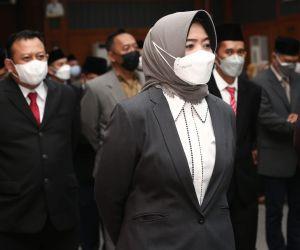 Mutasi 129 Pejabat Pemkot Surabaya, Eri: Njenengan Diberi Amanah