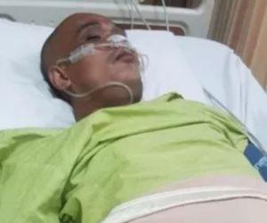 Istri Hamil, Pelawak Sapri Tergolek Lemah di ICU