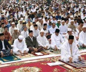Kabar Buruk, Shalat Idul Fitri Dilarang di Surabaya