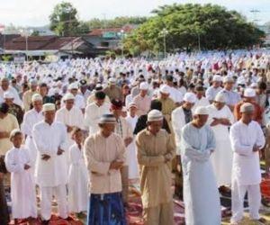 Alhamdulillah, Surabaya Diizinkan Gelar Sholat Idul Fitri