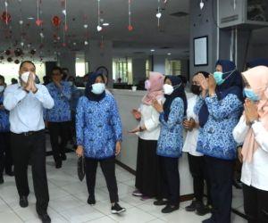 Bersilahturahmi, Eri Keliling Kantor OPD di Lingkungan Pemkot Surabaya