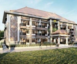 Rusun Sekolah Tinggi Agama Hindu, Dibagun dengan Arsitektur Bali