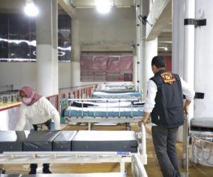 Rumah Sakit Lapangan Tembak Siap Beroperasi Hari Ini
