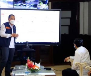 Staf Ahli Menkes Apresiasi Pemkot Surabaya Tangani Covid-19