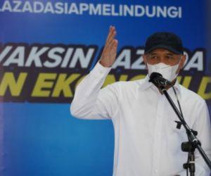 Menkop UKM Terus Dukung Program Vaksinasi bagi UMKM di Indonesia