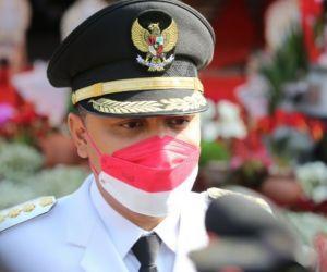 Forkompinda Surabaya Targetkan Vaksinasi Rampung Dalam 40 Hari