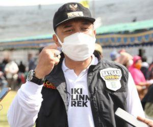 Pemkot Surabaya Gelar Vaksinasi Moderna