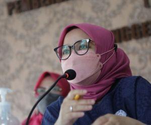Dukung Percepatan Vaksinasi Disabilitas, PKK Kota Surabaya Maraton 3 Hari