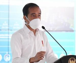 Jokowi Minta Harga PCR Diturunkan Jadi Rp 450 Ribu dan Hasil Keluar Dalam 1x24 Jam